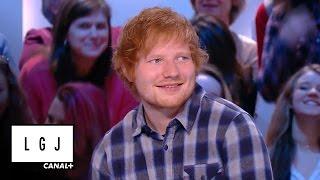 Ed Sheeran L Interview Le Grand Journal