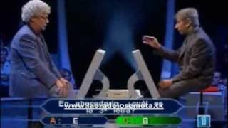 Parodia de ¿Quién quiere ser millonario? por Cruz y Raya