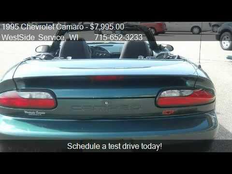 1995 Chevrolet Camaro Z28 Convertible For In Auburnda