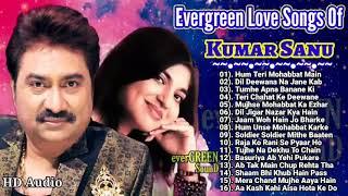 Download Evergreen Love Songs Of Kumar Sanu & Alka Yagnik hit, Best of kumar sanu,Golden Hit,90s hit playlist