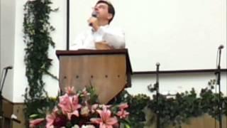 Pastor e Psicólogo João Marcos Souza na IBF (Igreja Batista Filadélfia de Porto Alegre)