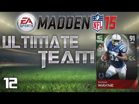 Madden 15 Ultimate Team - FO Reggie Wayne Pack Opening! Elite Pull! MUT 15