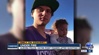 Aurora police didn't identify themselves before shooting man at his home, attorney says