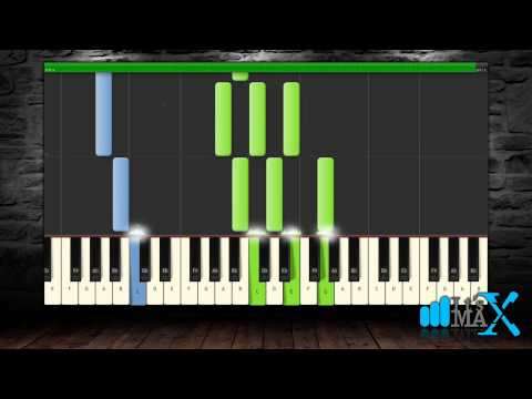 P!nk - Just Give Me A Reason ft.Nate Ruess - Piano Tutorial