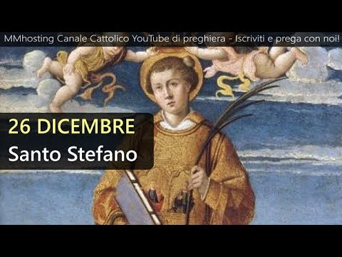 Risultati immagini per 26 Dicembre: Santo Stefano - Mese dedicato al Santo Natale