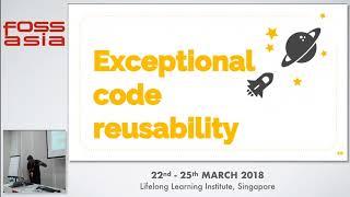 How Ember JS  empowers open event frontend - Abhinav Khare- FOSSASIA 2018