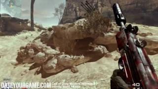 Call of Duty Modern Warfare 2 Online Multiplayer Gameplay 5