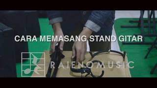 Stand Gitar Long Neck Aman & Berkualitas GYD22 - Original 513