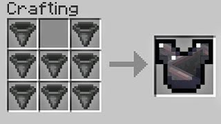 Minecraft UHC but I secretly crafted ARMOR from HOPPERS...?