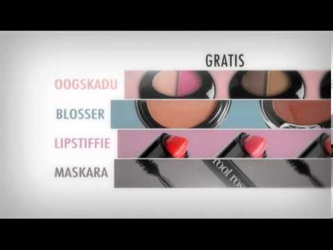 Download Rooi Rose Custom make up kit