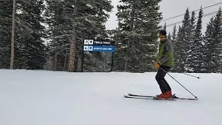 Christmas Eve 2018 At Copper Mountain Resort Colorado 12/24/2018