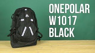 Розпакування Onepolar W1017 30 л Black