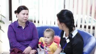 видео Детская городская поликлиника № 124