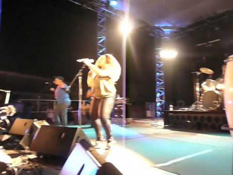 ESG, Dance Live Pantiero 2009