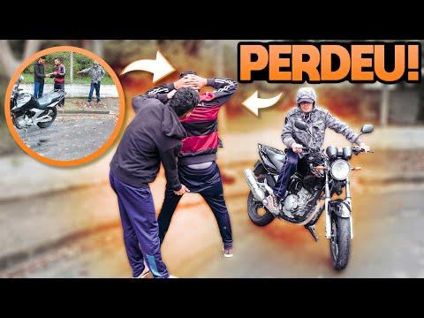 FOI VENDER A MOTO PELA OLX E NO ENCONTRO ACABOU SENDO ROUBADO 😰
