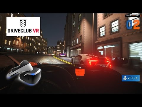 PS VR - DRIVECLUB - FLIPE SOBRE RUEDAS 2 - PS4 - Español ★Gameplay