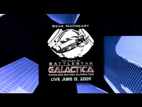 Bear McCreary, The Battlestar Galactica Orchestra and Katee Sackhoff : All Along The Watchtower