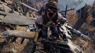 "Metro Exodus - The Taiga: Artyom & Alyoshi Reunited ""Come Get Some"" Loves Olga Banter (2019)"