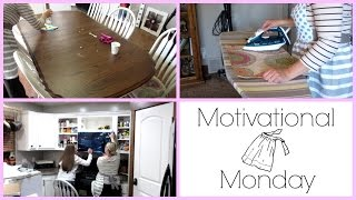 Clean With Me~ Monday Motivation