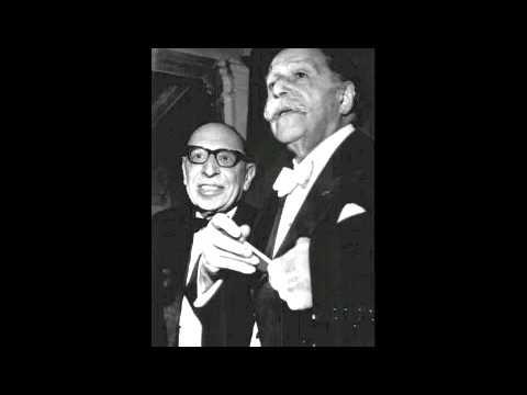 Stravinky Le Sacre du Printemps - Monteux LSO 1963 - (50th anniversary concert)
