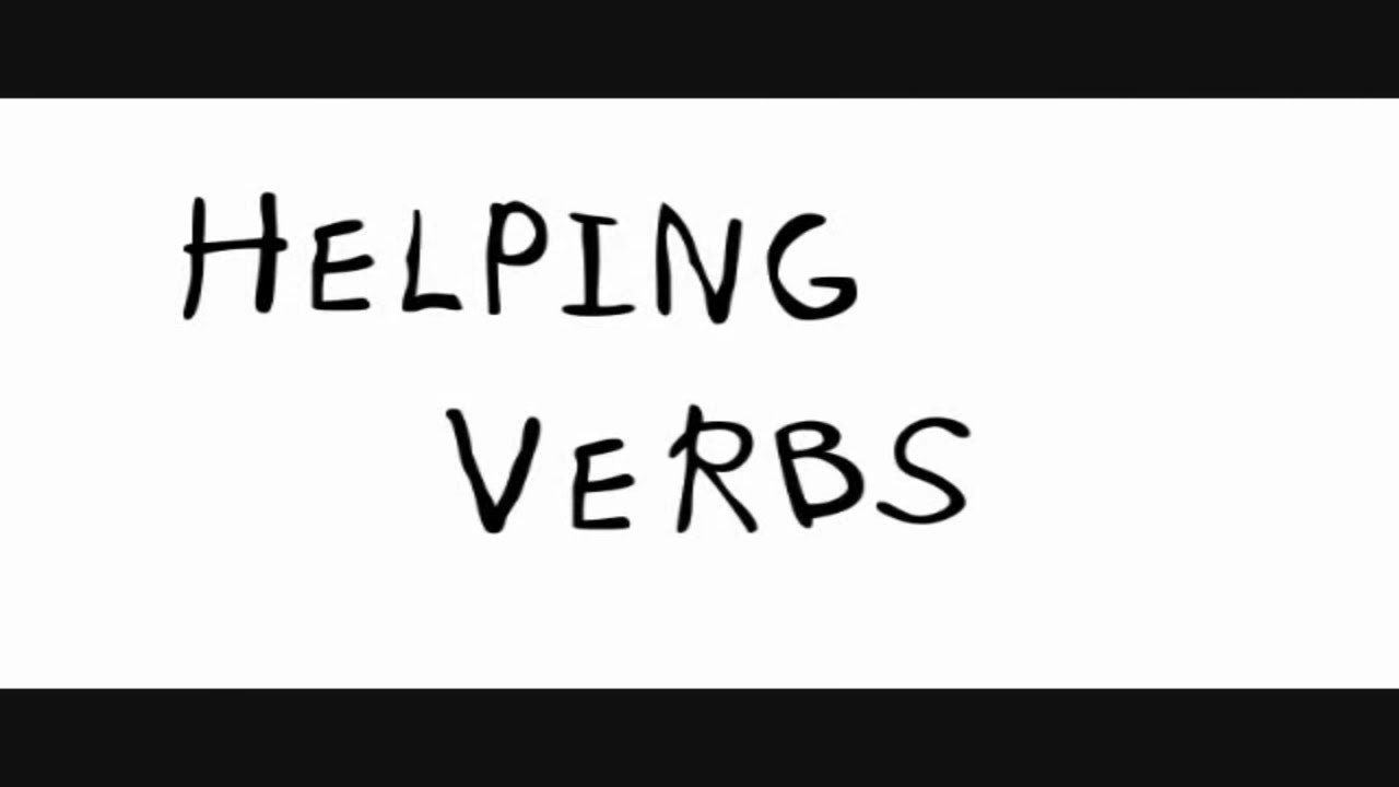 English Grammar Song To Learn Helping Verbs For Kids Learn With Fun Patty Shukla