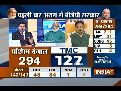 Reasons Behind Congress Defeat in Assam and West Bengal Assembly Elections 2016