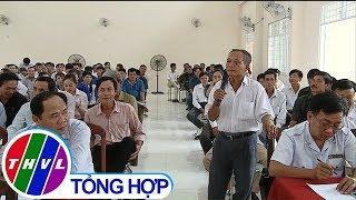 THVL | Đại biểu Quốc hội tiếp xúc cử tri huyện Trà Ôn