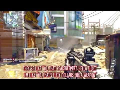 Black Ops 2 Thrift Shop Parody - ''C4''