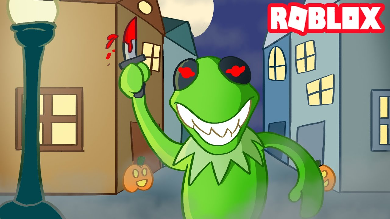 Who is This EviL FROG ? | Roblox