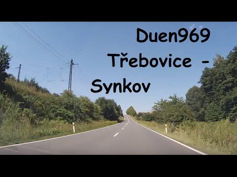 Czech Republic (97.) - Třebovice - Česká Třebová - Ústí nad Orlicí - Podštejn - Vamberk - Synkov