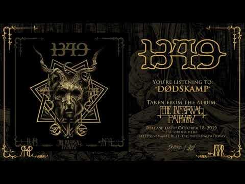 1349 - Dødskamp (Album version / Official Track)