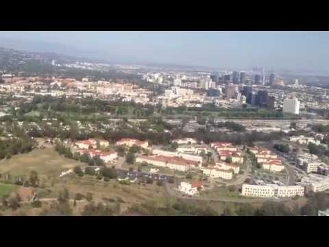 Helicopter tour greater LA area