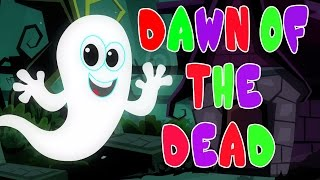 死者の夜明け|子供のためのハロウィーン | Dawn Of The Dead | Rhymes for baby | Kids Rhymes | Halloween Song | Kids Video thumbnail