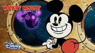 Las maravillas del mar | Mickey Mouse