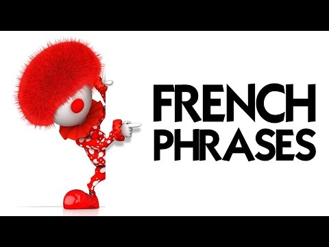 1000 French phrases