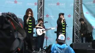 Japan Day NYC 05-13-2018: Puffy AmiYumi - Teen Titans Theme