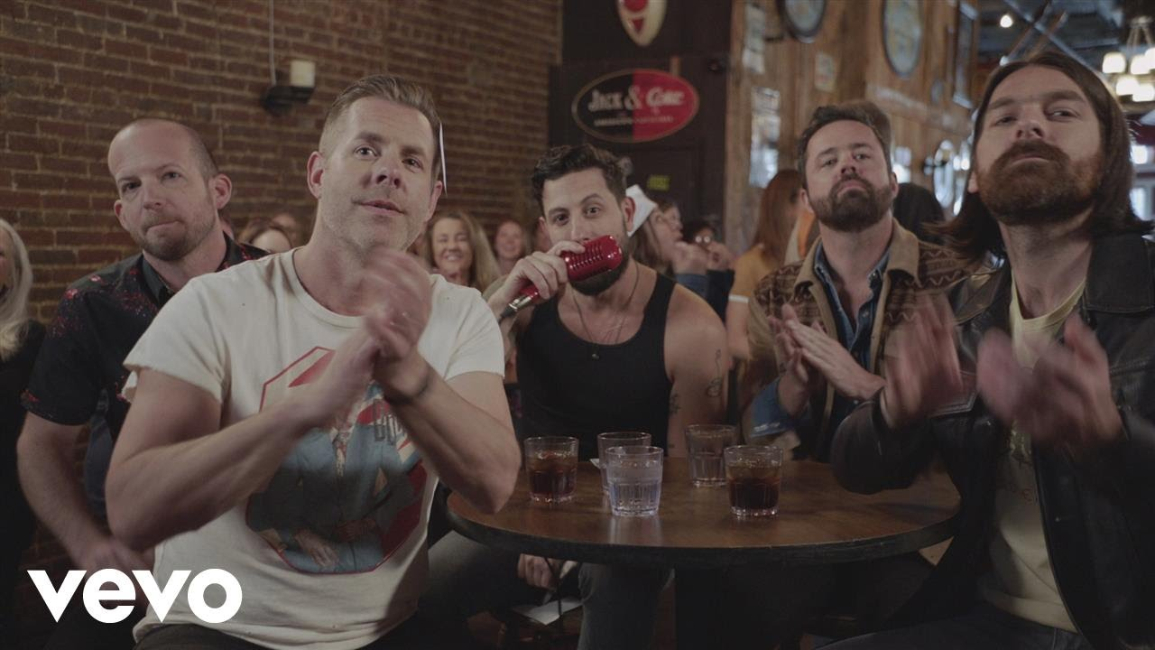 Old Dominion's New Album 'Happy Endings': Interview With