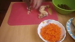 Мужской салат