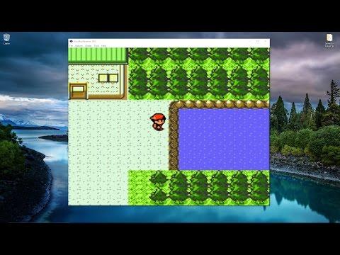 Game Boy Emulador + Pokemon Gold