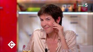 Au dîner avec Christine Angot ! - C à Vous - 05/09/2018