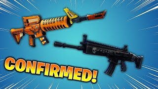 *NEW* FORTNITE WEAPON SKINS (Leak Found In Files)
