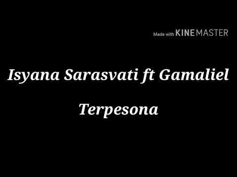 Isyana Sarasvati ft Gamaliel - Terpesona (Lirik)