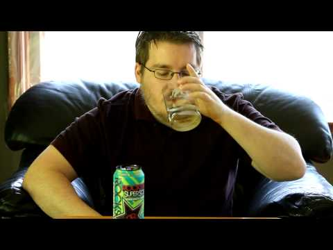 Rockstar SuperSour Green Apple Energy Drink Review