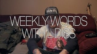 Weekly Words with L Diss - Forget Today