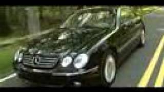 Mercedes Benz CL-class Commercial