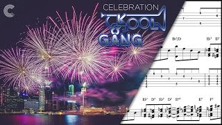 Cello  - Celebration - Kool and the Gang - Sheet Music, Chords, & Vocals