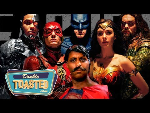 Thumbnail: JUSTICE LEAGUE MOVIE REVIEW - Double Toasted Review