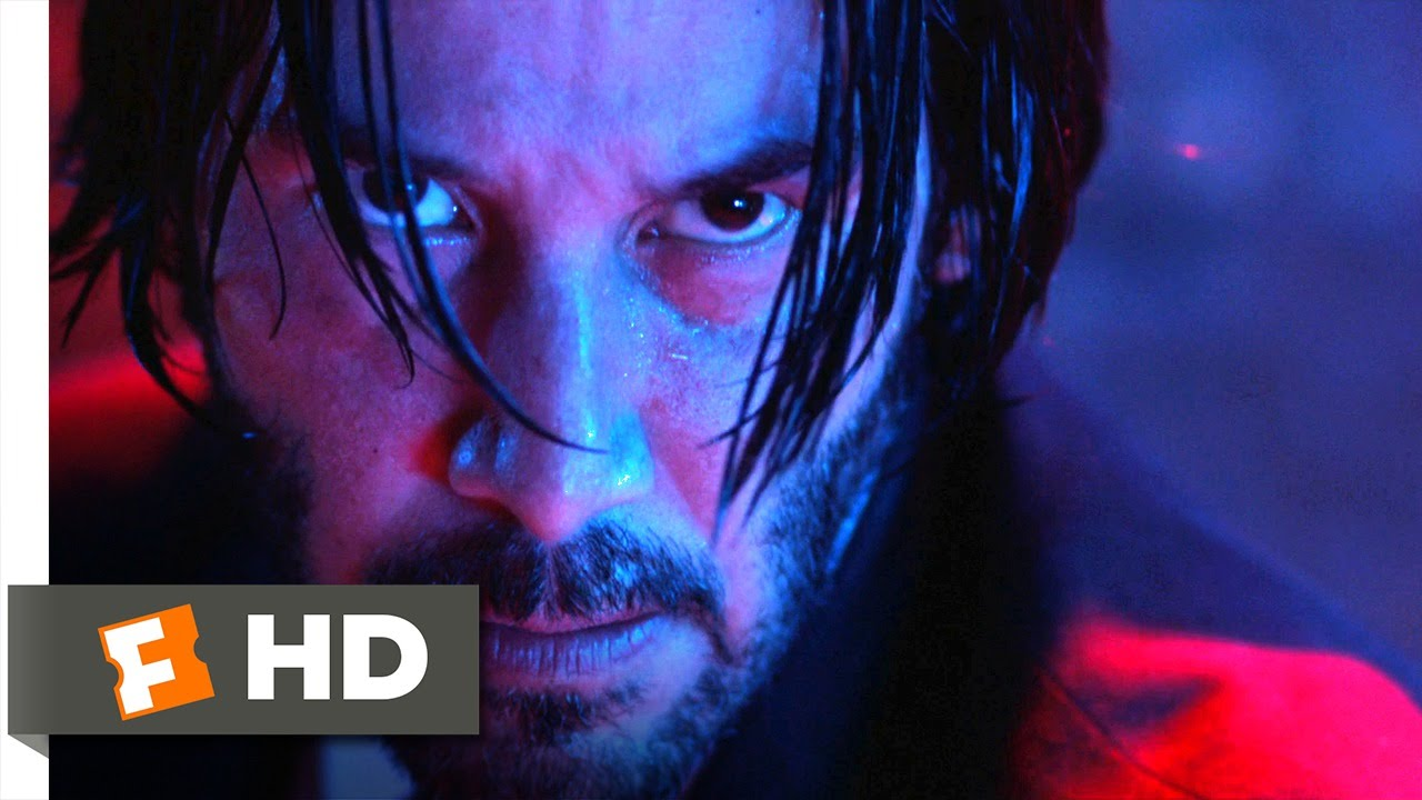 Download John Wick (3/10) Movie CLIP - Bath House Bloodshed (2014) HD
