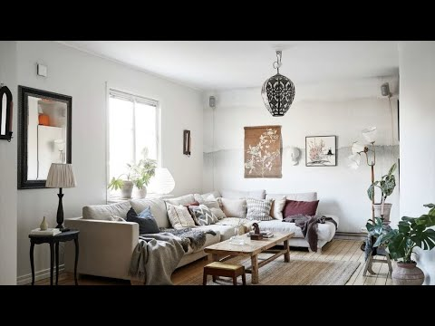Interior Design   Match Of Vintage & Scandinavian Style • Tour Home In Stockholm 🍍