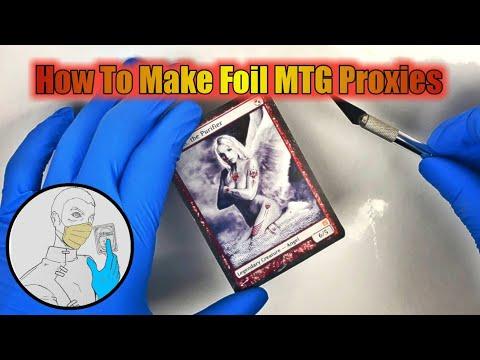 how to make vanguard proxies